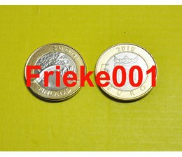 Finland 5 euro 2010 unc.(Varsinais)