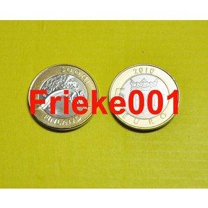 Finlande 5 euro 2010 unc.(Varsinais)