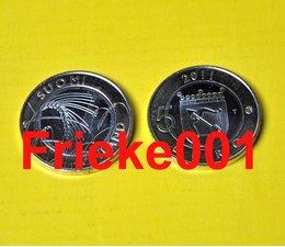 Finland 5 euro 2011 unc.(Savonia)