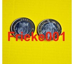 Finland 5 euro 2011 unc.(Karjala)