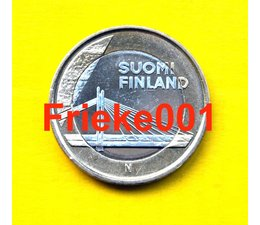 Finland 5 euro 2012 unc.(Candle Bridge)