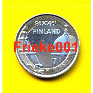 Finland 5 euro 2012 unc.(Helsinki Cathedral)