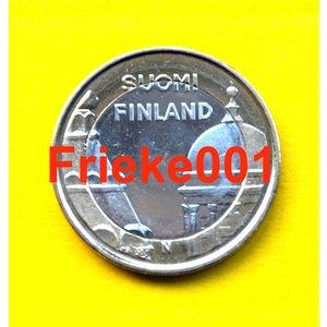 Finlande 5 euro 2012 unc.(Cathédrale D'helsinki)