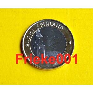 Finland 5 euro 2013 unc.(Turku)