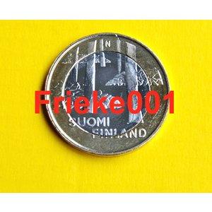 Finland 5 euro 2013 unc.(Satakunta)