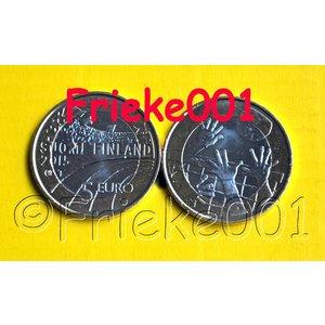 Finland 5 euro 2015 unc.(Volleybal)