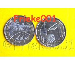 Finland 5 euro 2016 unc.(Athletics)
