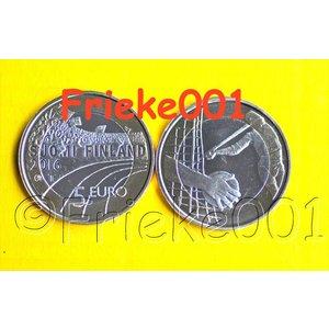 Finlande 5 euro 2016 unc.(Athlétisme)