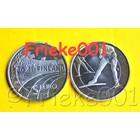 Finlande 5 euro 2016 unc.(Ski)
