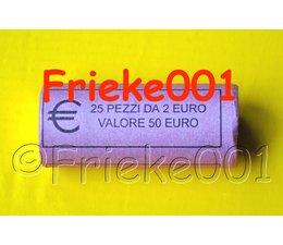 Italië 2 euro rol 2011 comm