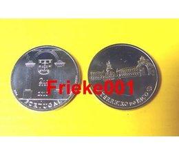 Portugal 2,50 euro 2010 unc.(Terreiro Do Paco)