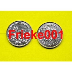 Portugal 2,50 euro 2011 unc.(Ilha Do Pico)