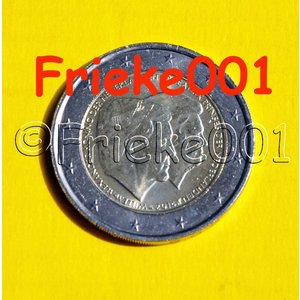 Netherlands 2 euro 2014 comm