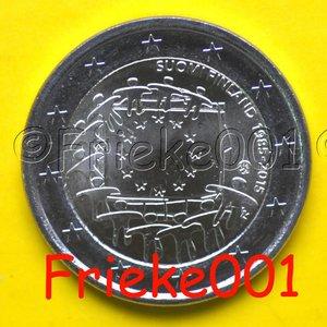 Finland 2 euro 2015 comm.(30 jaar europese vlag)