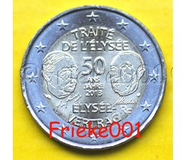France 2 euro 2013 comm.(Elysee)