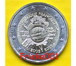 France 2 euro 2012 comm.(Cash)