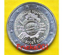 Frankrijk 2 euro 2012 comm.(Cash)