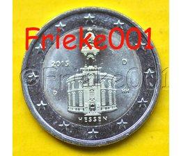 Germany 2 euro 2015 comm