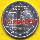 Luxembourg 2 euro 2017 comm.(Armée 50 annees)