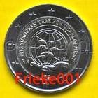 Belgium 2 euro 2015 comm.(European development)