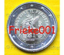 Italië 2 euro 2015 comm.(Expo)