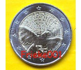 Frankrijk 2 euro 2015 comm.(Vrede in europa)