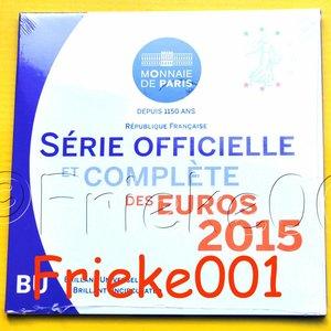 Frankrijk 2015 bu
