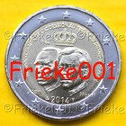 Luxembourg 2 euro 2014 comm.(50 années intronisation)