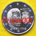 Luxembourg 2 euro 2010 comm