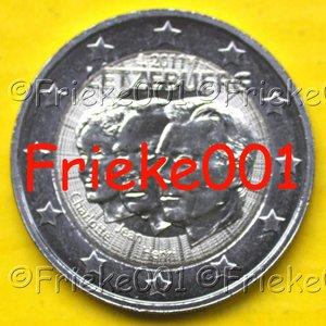 Luxemburg 2 euro 2011 comm