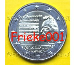 Luxemburg 2 euro 2013 comm
