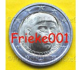 Italië 2 euro 2013 comm.(Boccaccio)