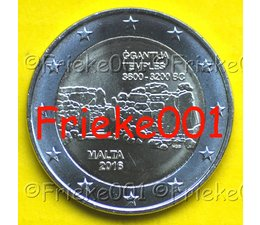 Malta 2 euro 2016 comm.(Ggantija)