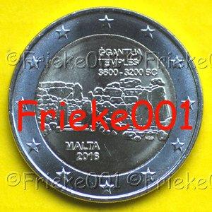 Malte 2 euro 2016 comm.(Ggantija)