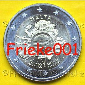 Malte 2 euro 2012 comm.(Cash)