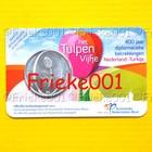 Pays-Bas 5 euro 2012 tulipe