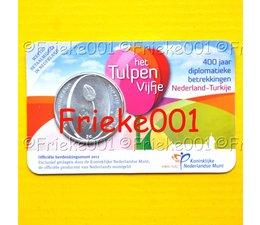 Nederland 5 euro 2012 tulp