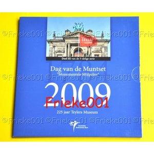 Pays-Bas 2009 bu jours de la médaille