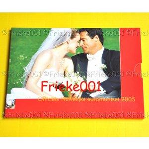 Nederland 2005 bu huwelijksset