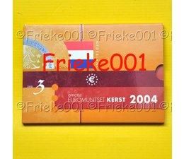 Nederland 2004 bu kerstset theo peters