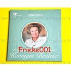 Pays-Bas 2010 bu la reine Beatrix