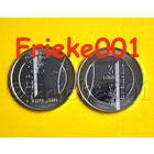 Slovenia 3 euro 2014 unc