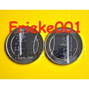 Slovenië 3 euro 2014 unc