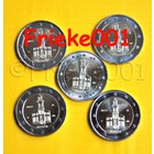 Allemagne 5x 2 euro 2015 comm