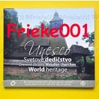 Slovakia 2018 bu.(Unesco)