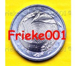 Italië 2 euro 2004 comm