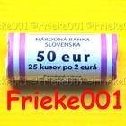 Slovakije 2 euro rol 2015 comm.(30 jaar europese vlag)