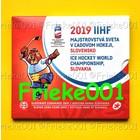 Slovaquie 2019 bu.(Coupe du monde de hockey sur glace)