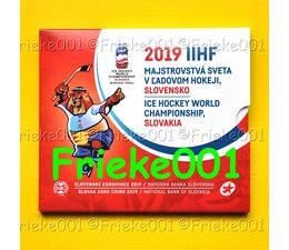 Slovakia 2019 bu.(World Cup Ice Hockey)