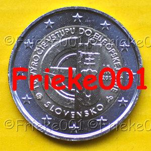 Slovakije 2 euro 2014 comm